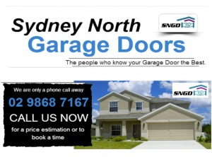 About Sydney North Garage Door