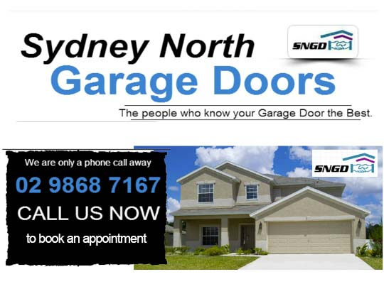 Sydney North Garage Door Repair Roller Doors Garage Door Opener