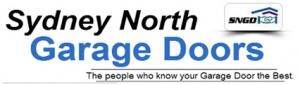 Sydney North Garage Door Logo