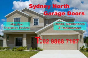 Sydney North Garage Door Slide