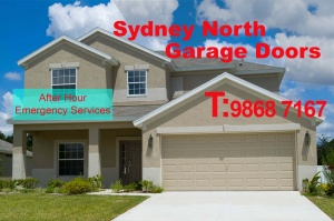 Sydney North Garage Door